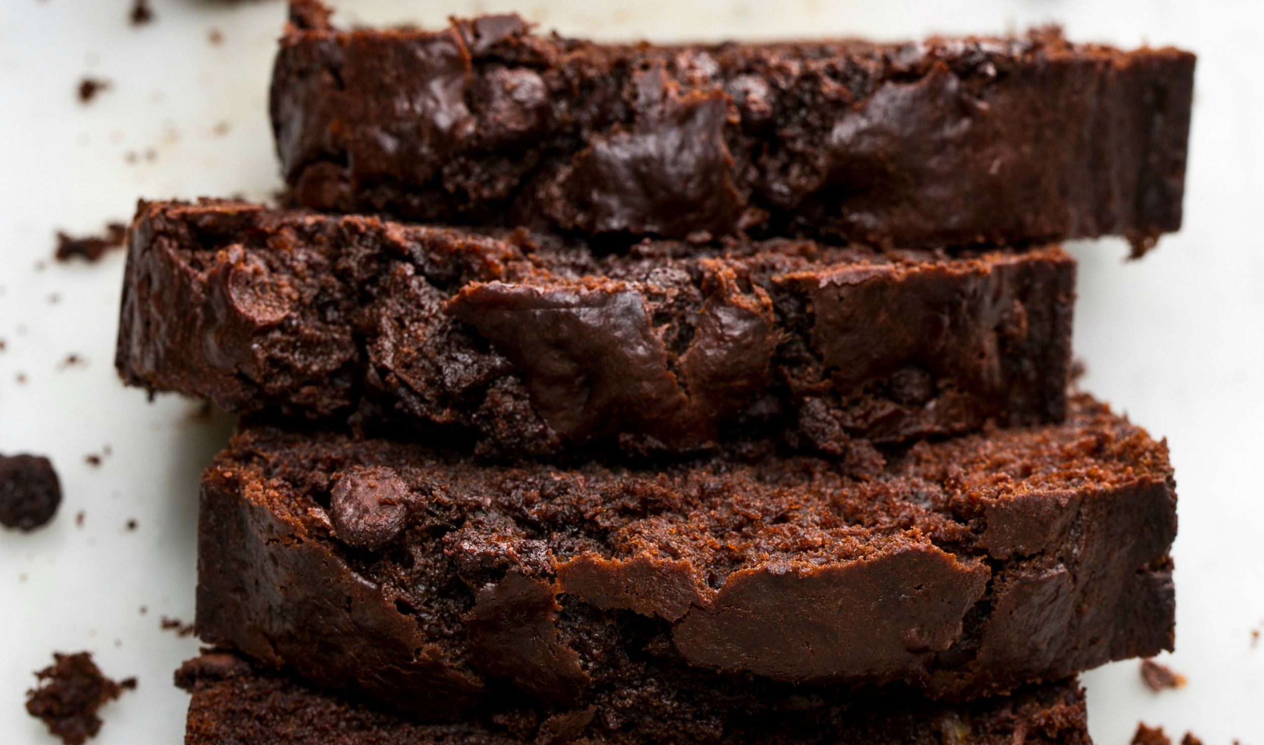 Best Death By Chocolate Zucchini Bread Recipe How To