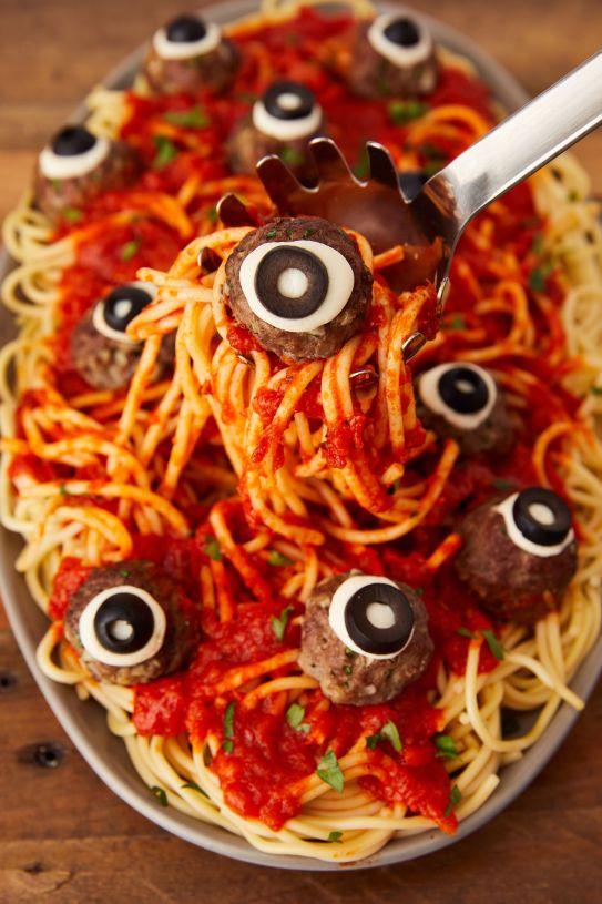 Eyeball PastaDelish