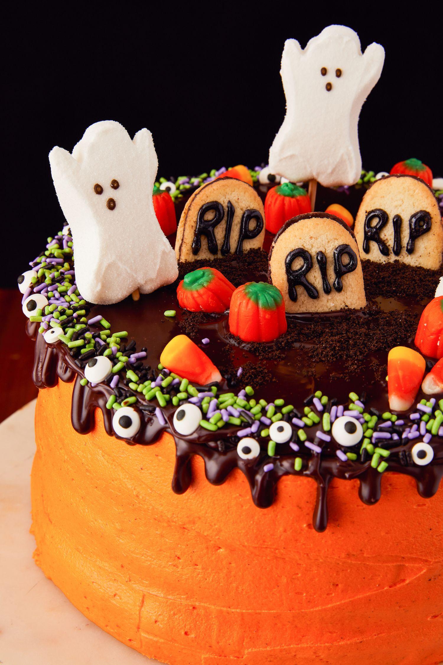 25/08/2021· halloween cookie decorating ideas. 50 Easy Halloween Party Treat Ideas Best Recipes For Halloween Treats
