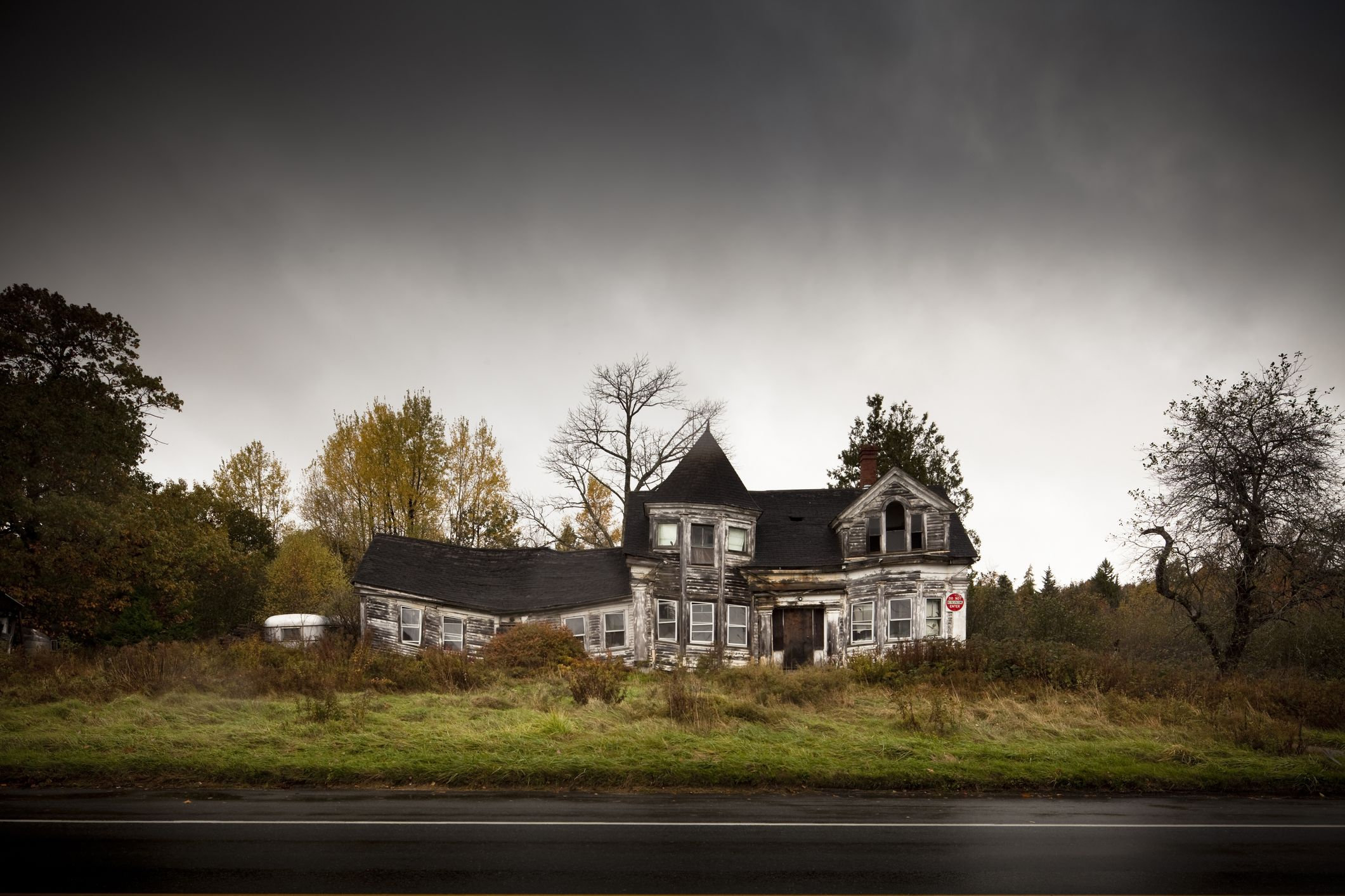 ways to fix your haunted house