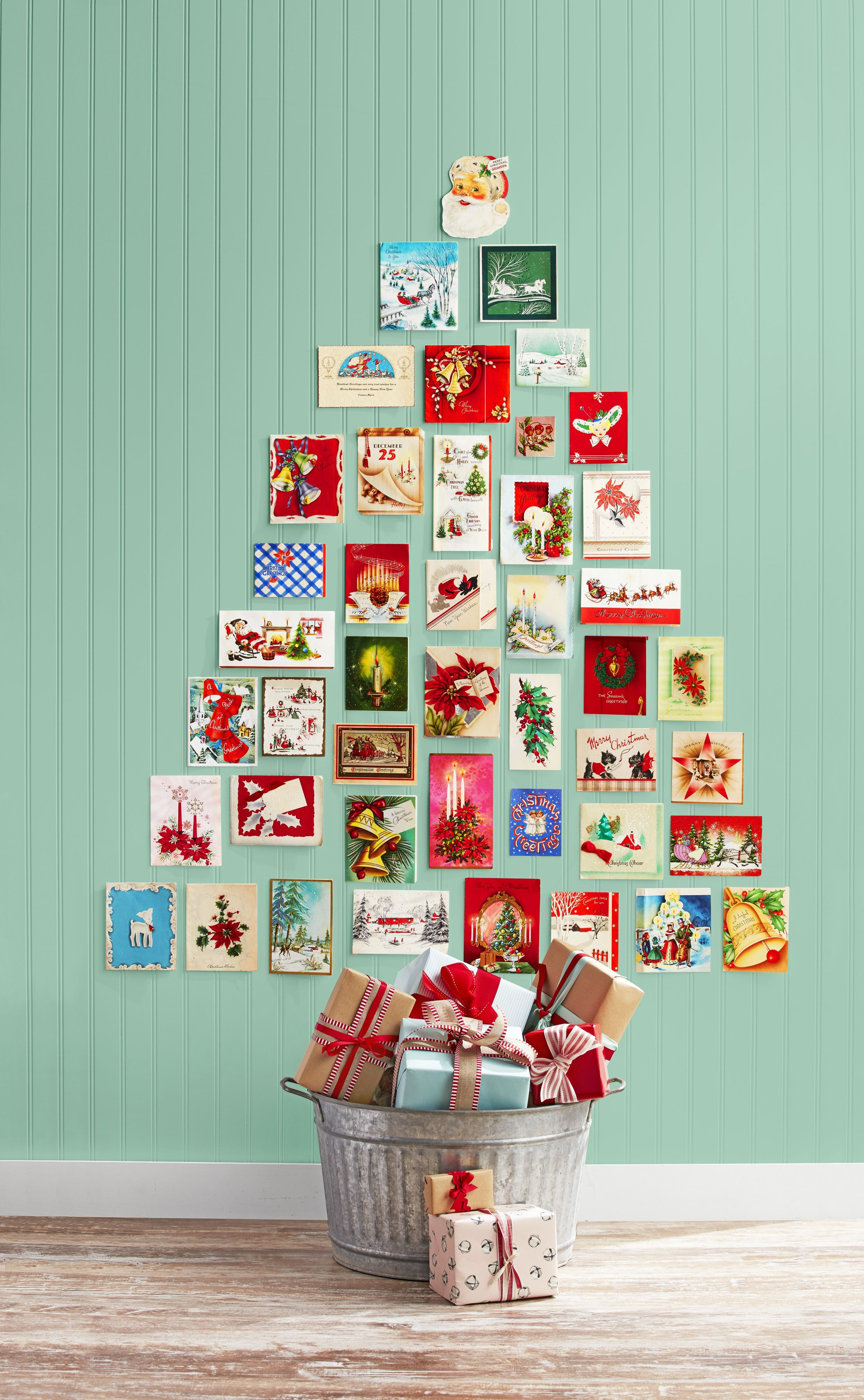diy christmas decorations holiday cards