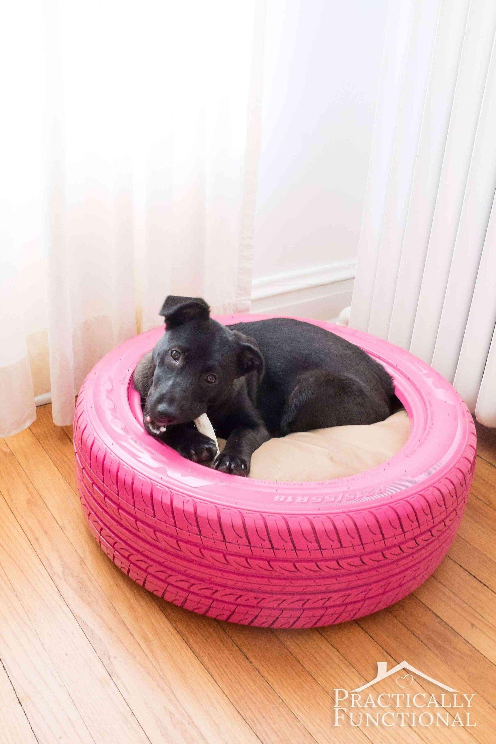 19 adorable diy dog beds how to make