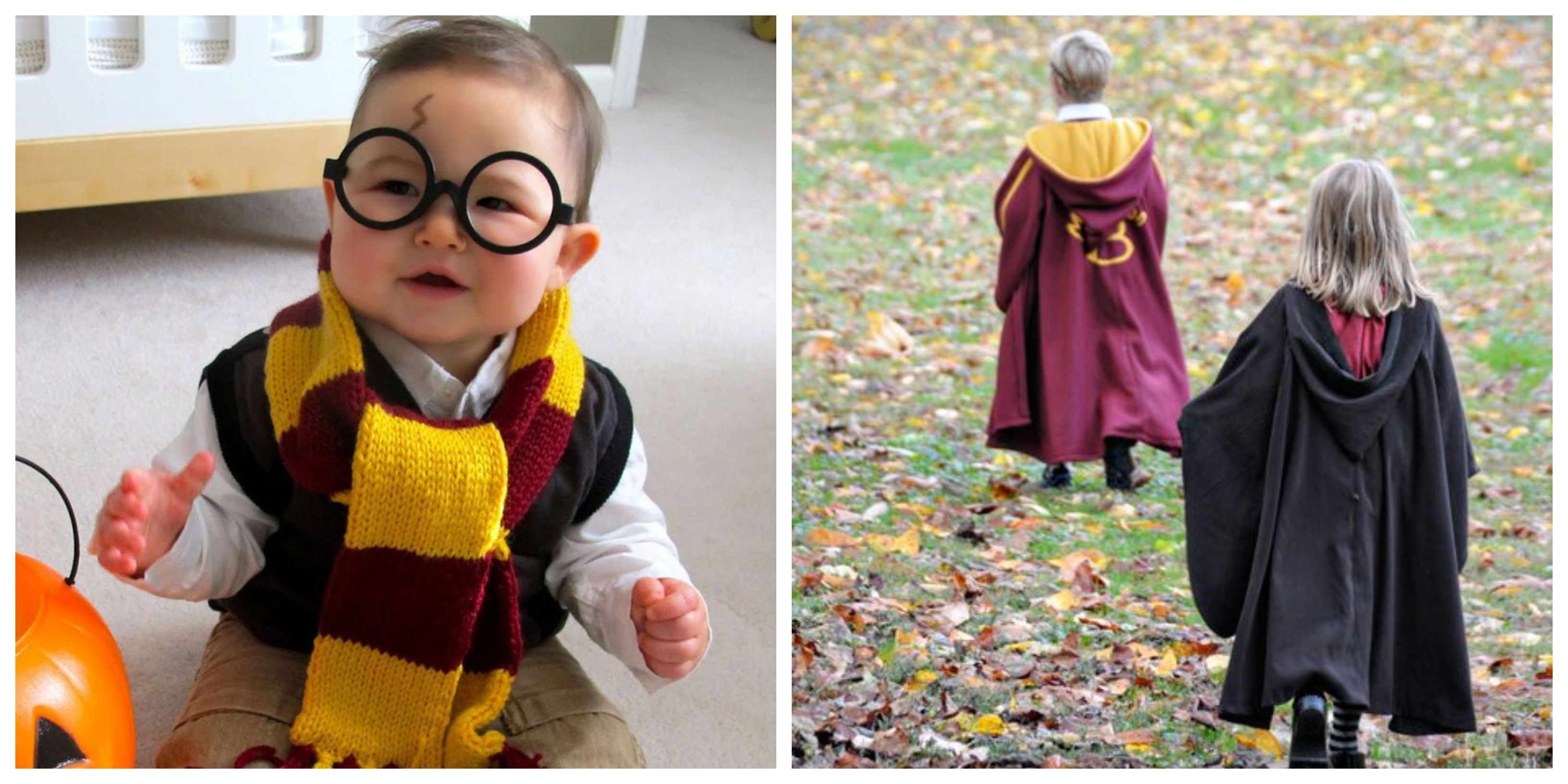 15 DIY Harry Potter Costumes How To Make A Harry Potter