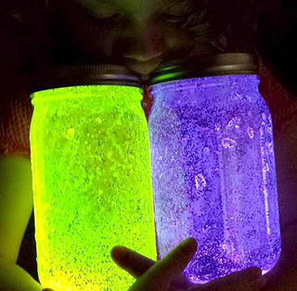 DIY Kids Activities - Fairy Jar
