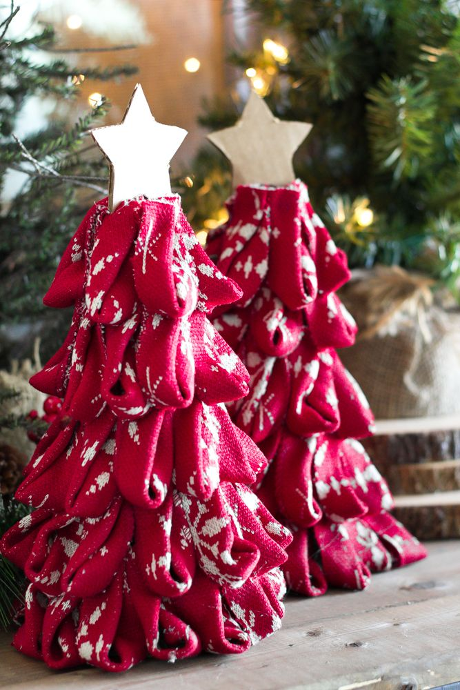 50 DIY Homemade Christmas Decorations Christmas Decor