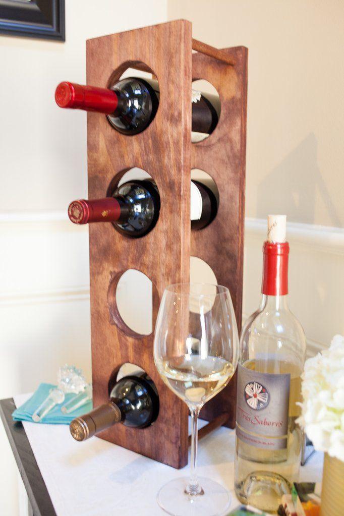 16 Diy Wine Rack Ideas Homemade Wine Rack Ideas