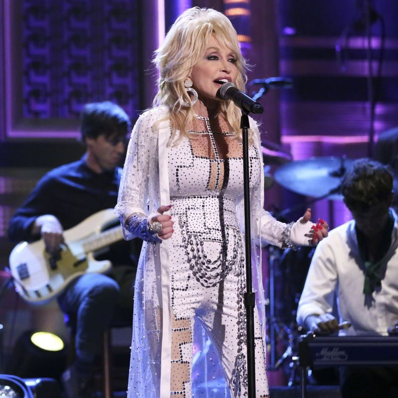 Dolly Parton Says Fans Will Never See