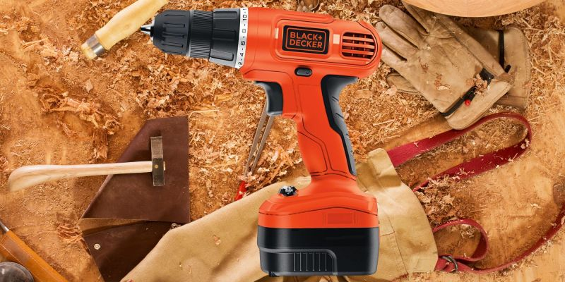 This Black and Decker Cordless Drill Is 50 Percent Off Today 1
