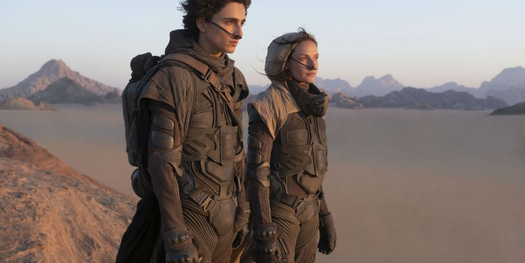 Dune headed for August reshoots - still set for December release