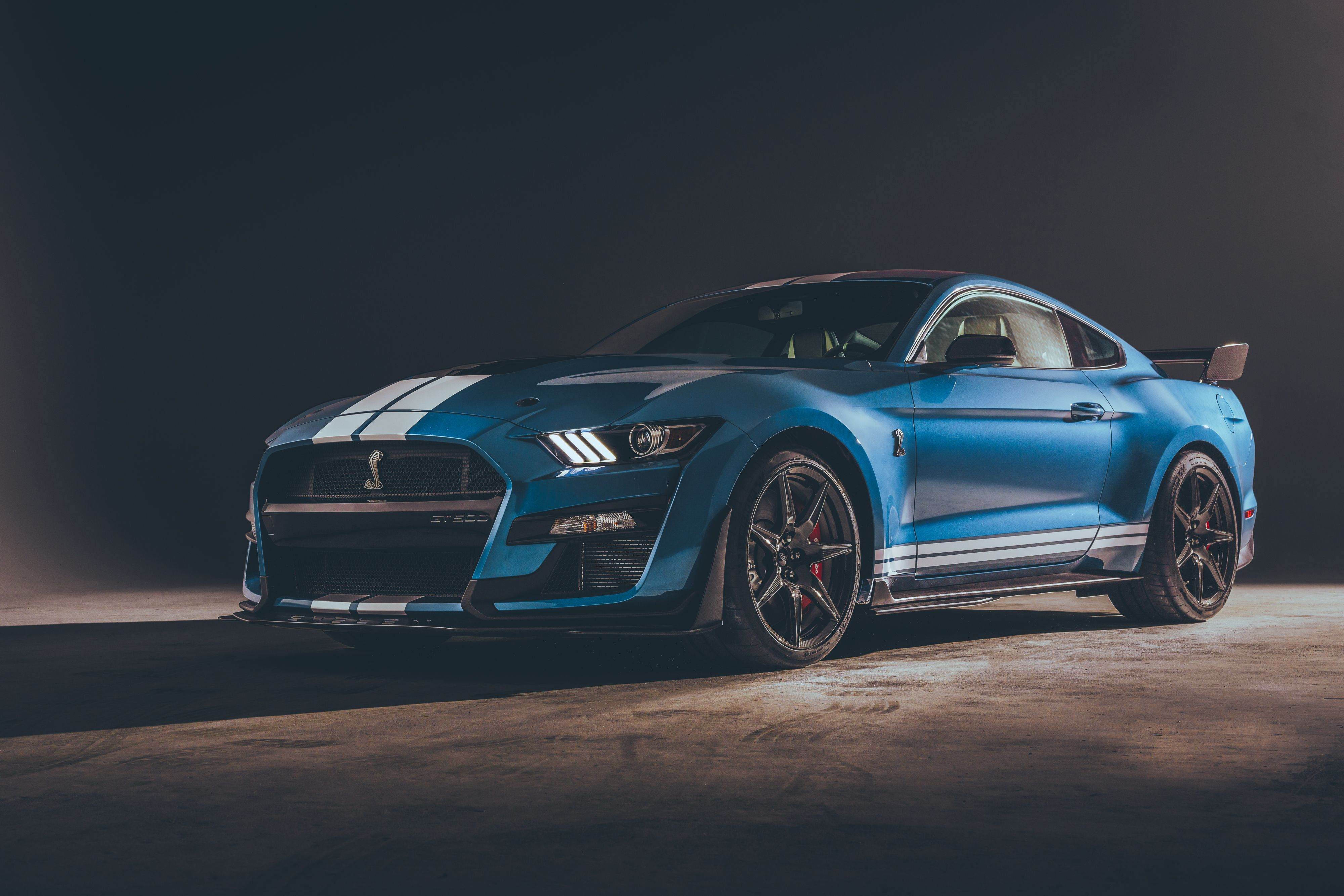 how ford made the mustang shelby gt500