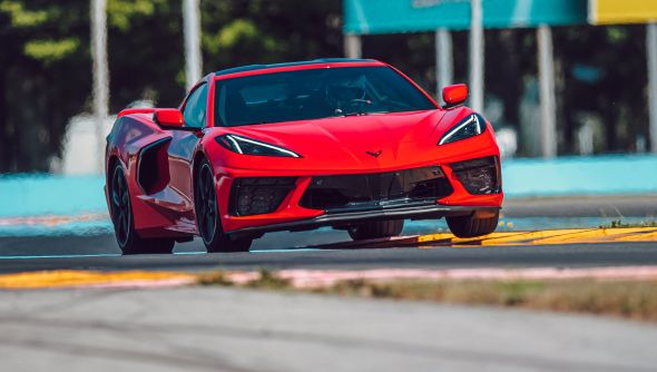 2020 chevy corvette z51 c8 mid engine road  track test