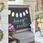 28 Diy Easter Decorations Homemade Easter Decorating Ideas