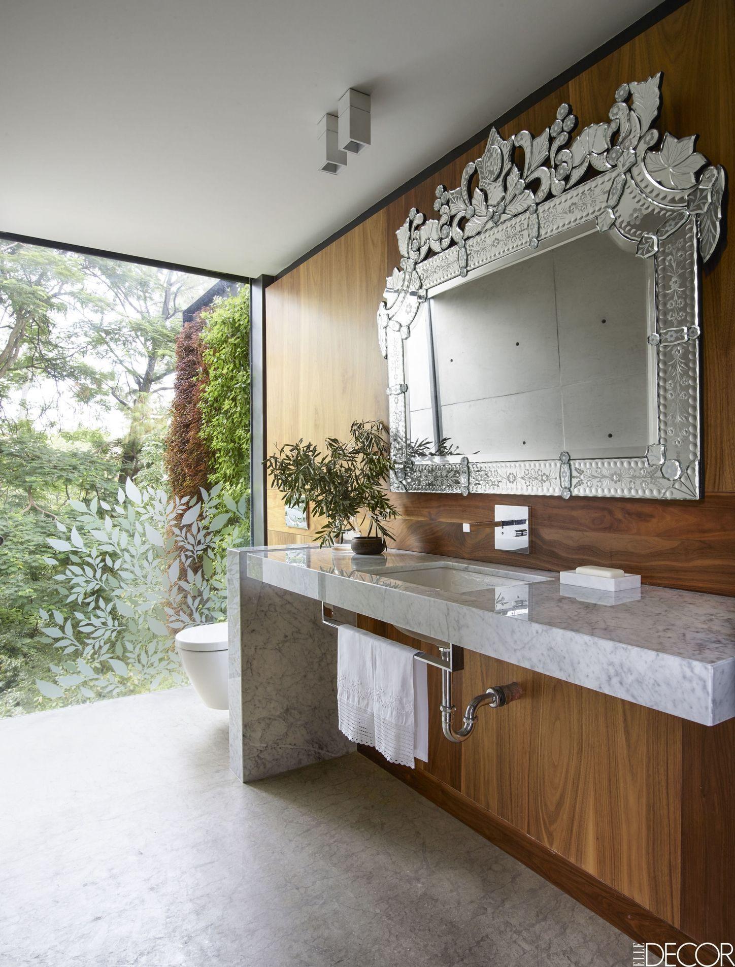 100 Beautiful Bathrooms Ideas & Pictures - Bathroom Design ... on Beautiful Bathroom Ideas  id=85325