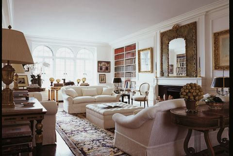 Inside Lee Radziwill S Upper East Side Apartment