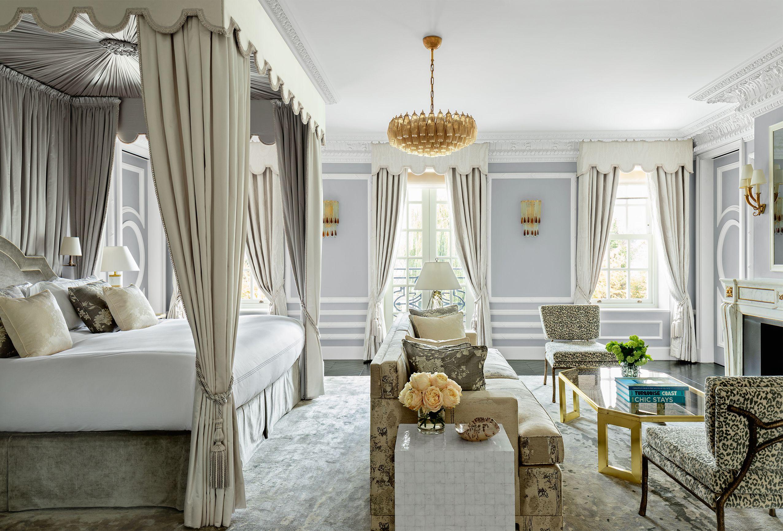 Best Bedroom Curtains - Ideas for Bedroom Window Treatments on Master Bedroom Curtain Ideas  id=52222