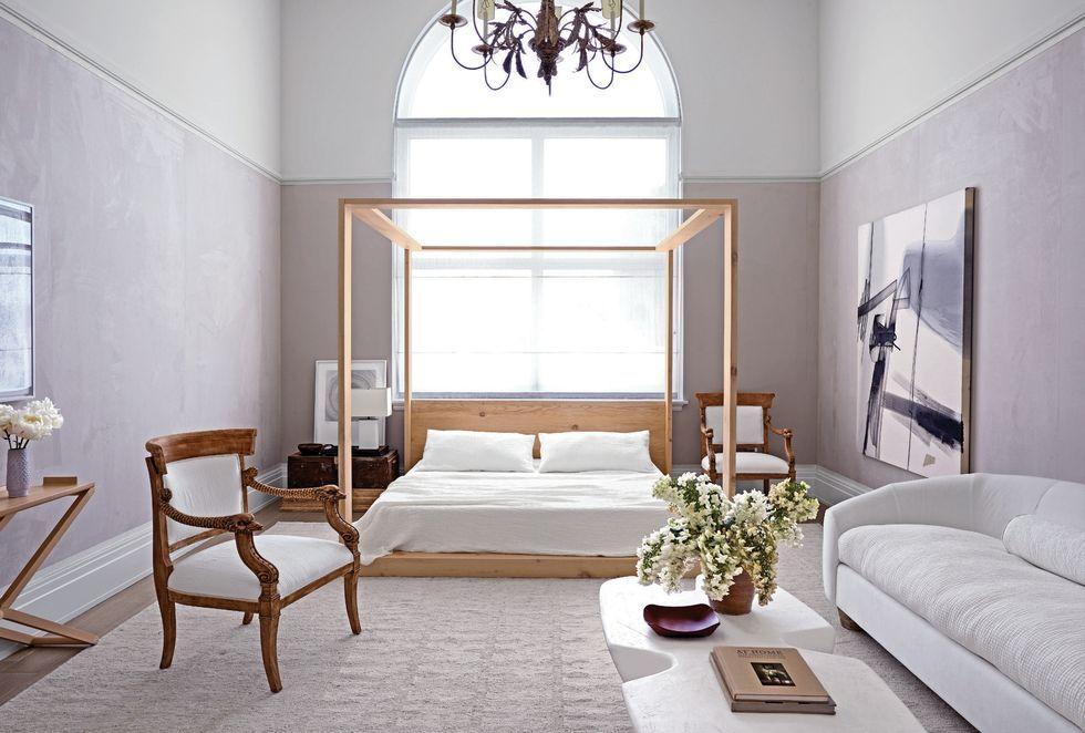 42 Minimalist Bedroom Decor Ideas - Modern Designs for ... on Minimalist Bedroom Ideas  id=73101
