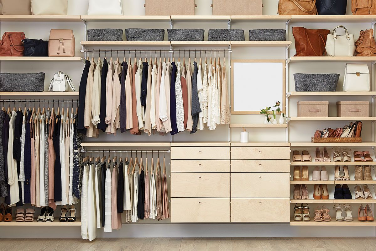 10 best closet systems places to buy