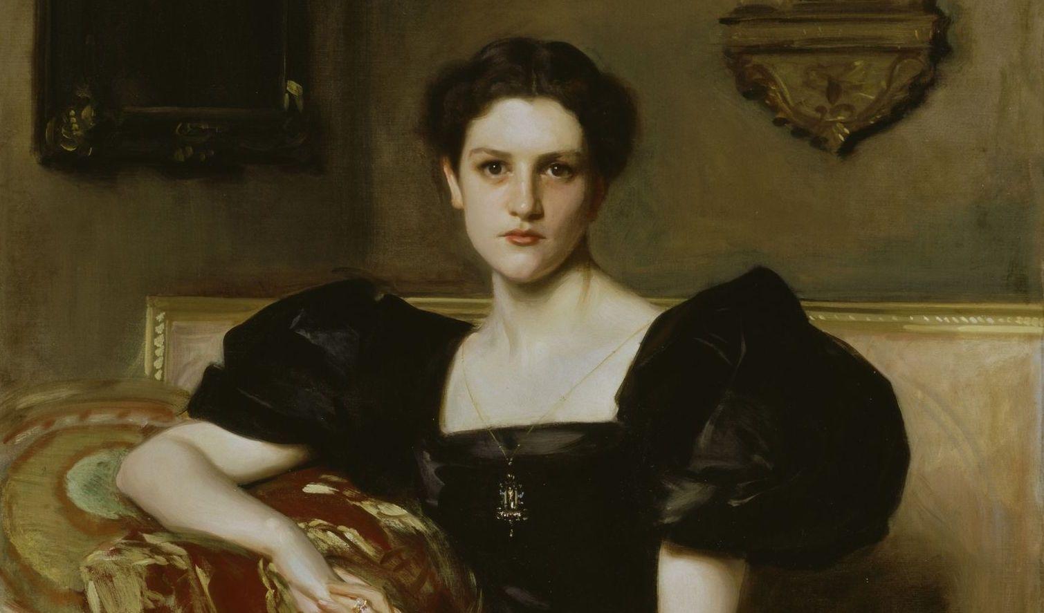 Elizabeth Chanler portrait by John Singer Sargent