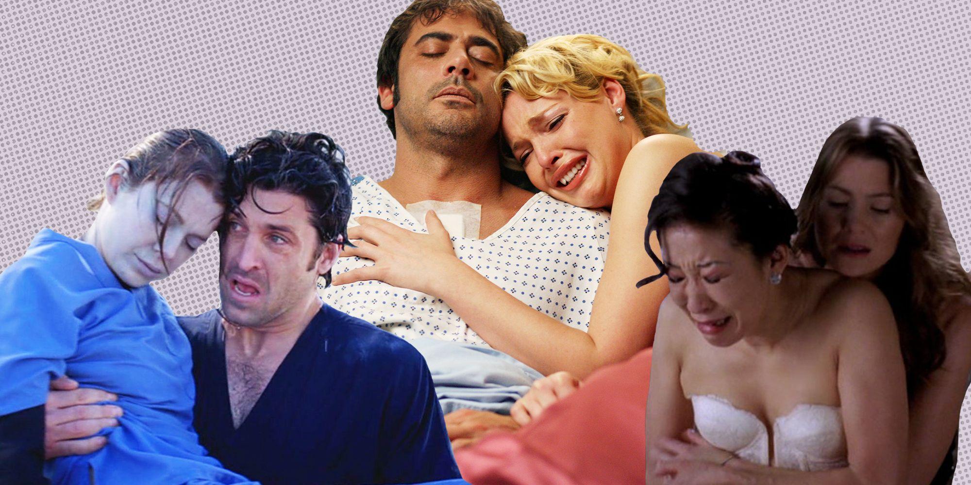 15 Best Grey's Anatomy Meltdowns - Most Emotional Grey's ...