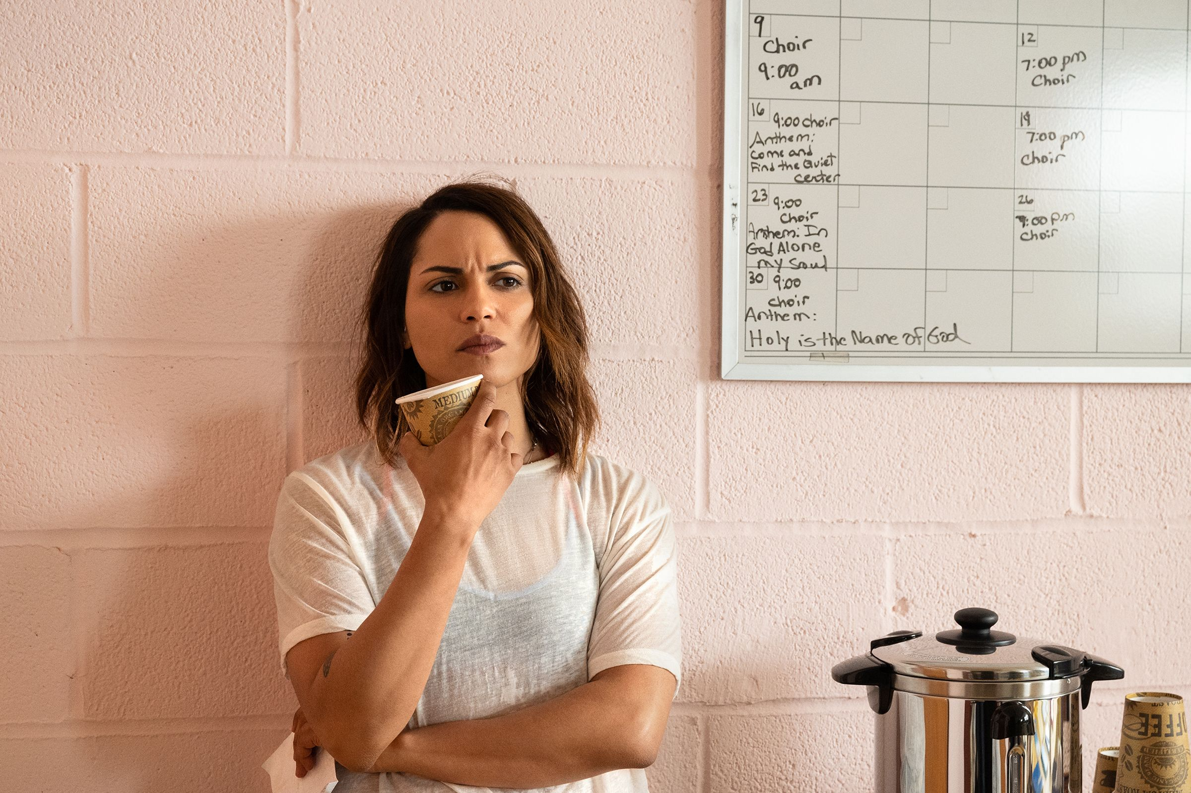 Photo of Monica Raymund Embraces the Chaos of 'Hightown'
