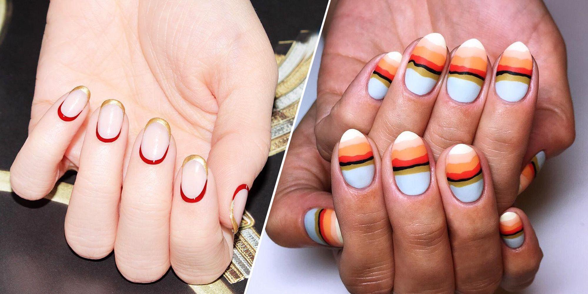 Best Thanksgiving Nail Art Designs For 2017