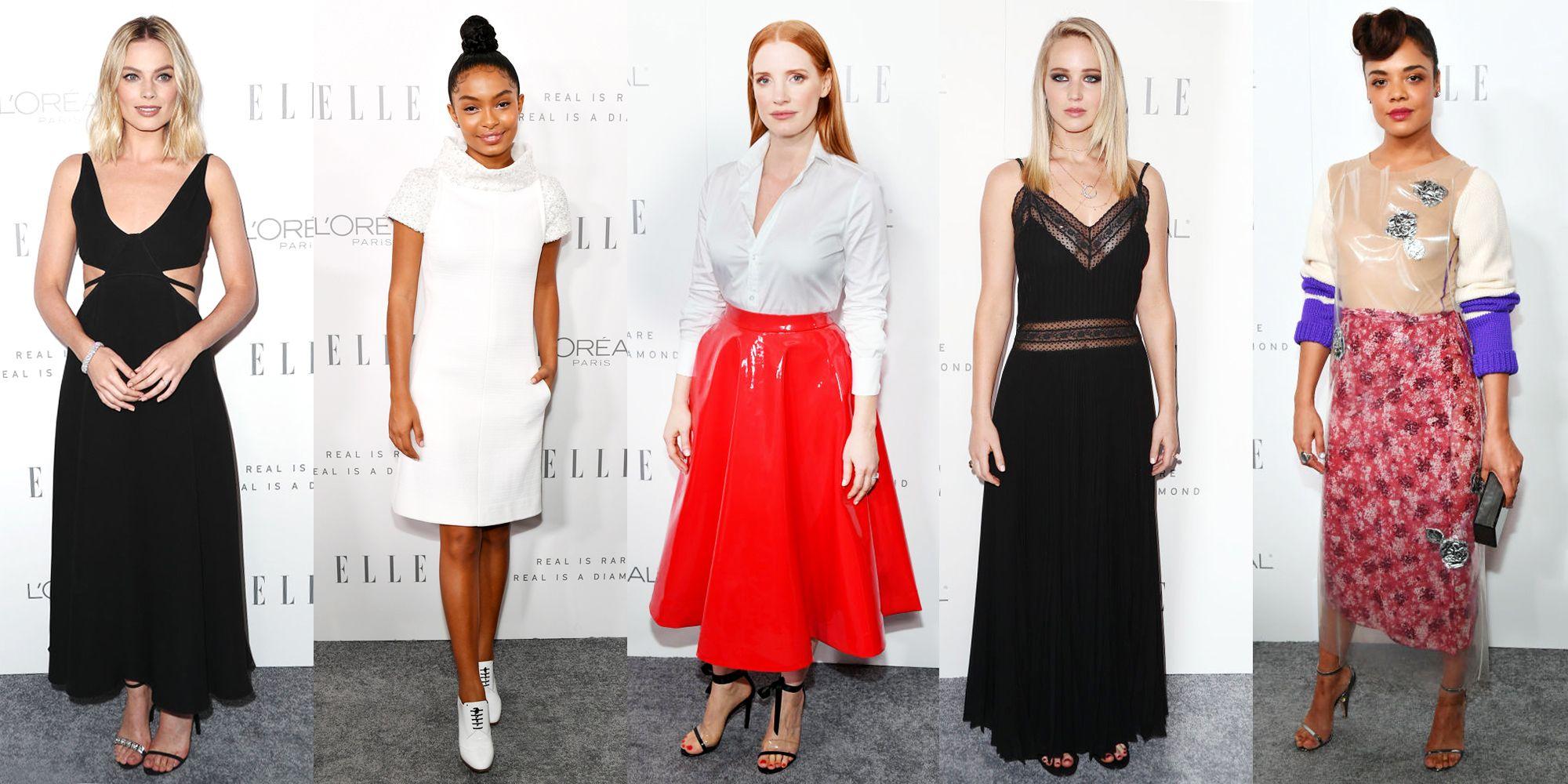 ELLE Women in Hollywood 2017