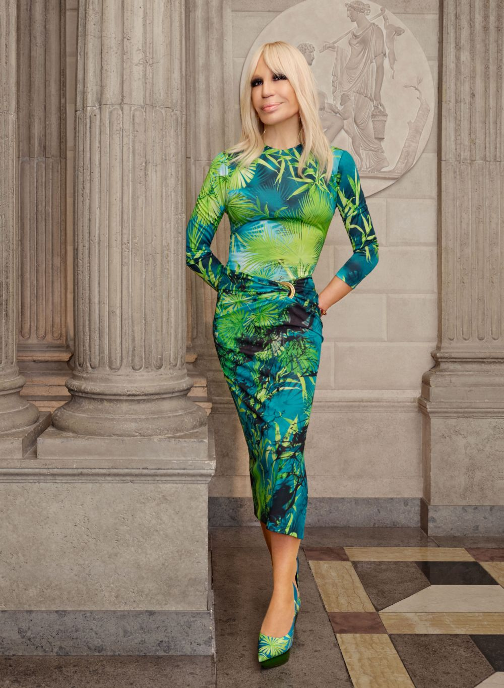 Donatella Versace Is Not Who You Think She Is
