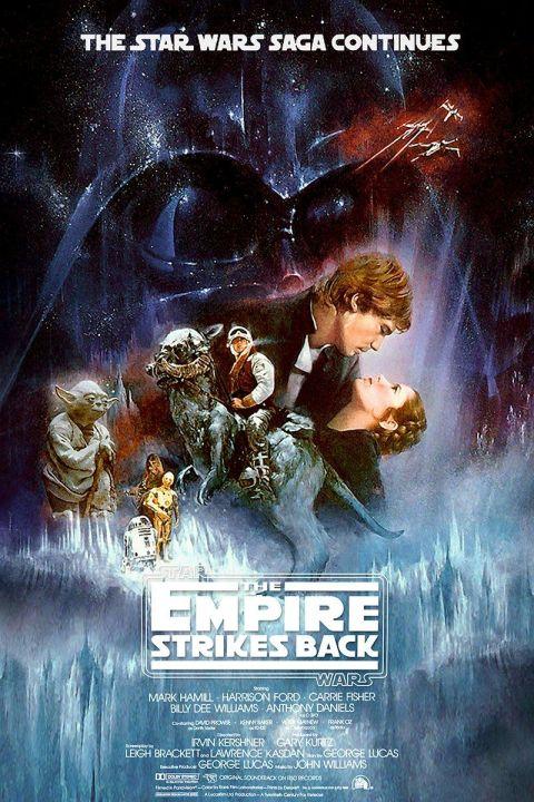 Фильмы 80-х: Звездные войны
