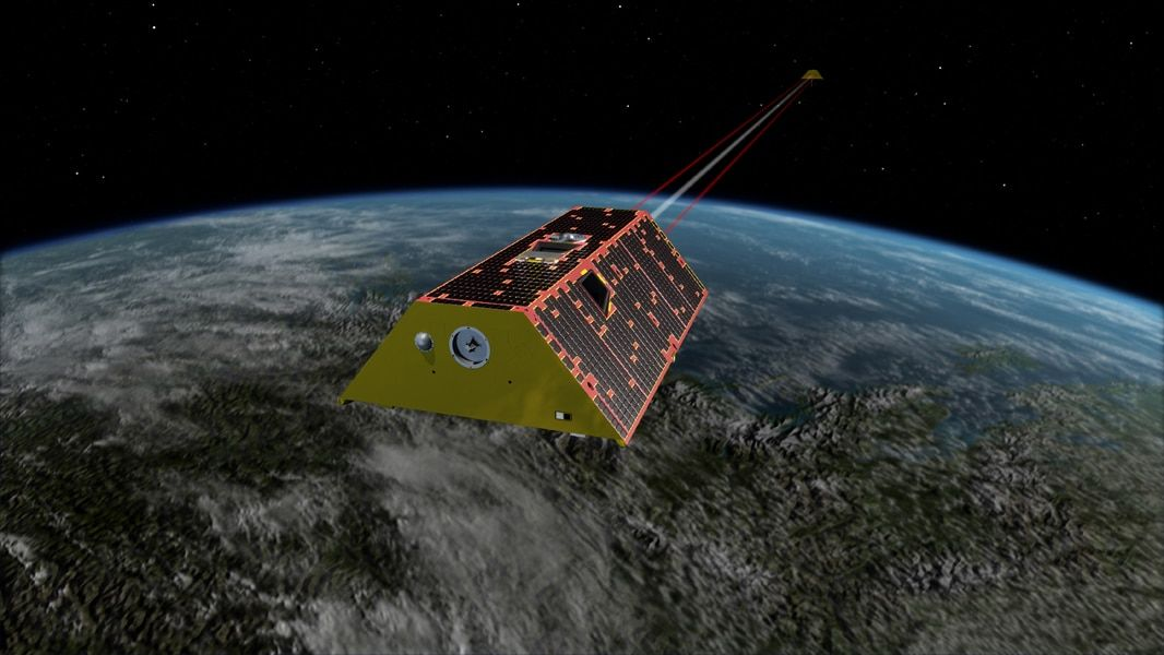 NASA's New Climate Satellites Are Pioneering Laser ...