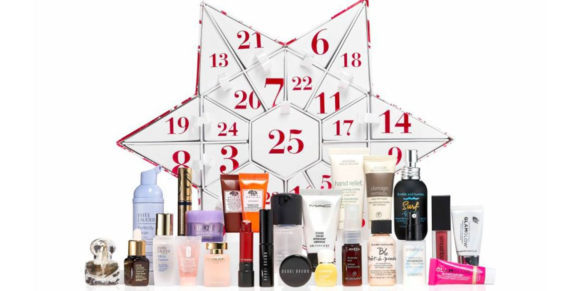 Beauty Advent Calendars 2018 - Estee Lauder Companies