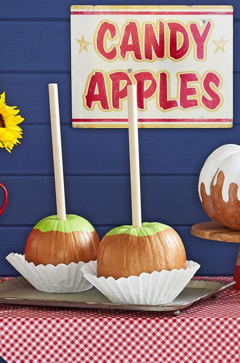fall crafts apples