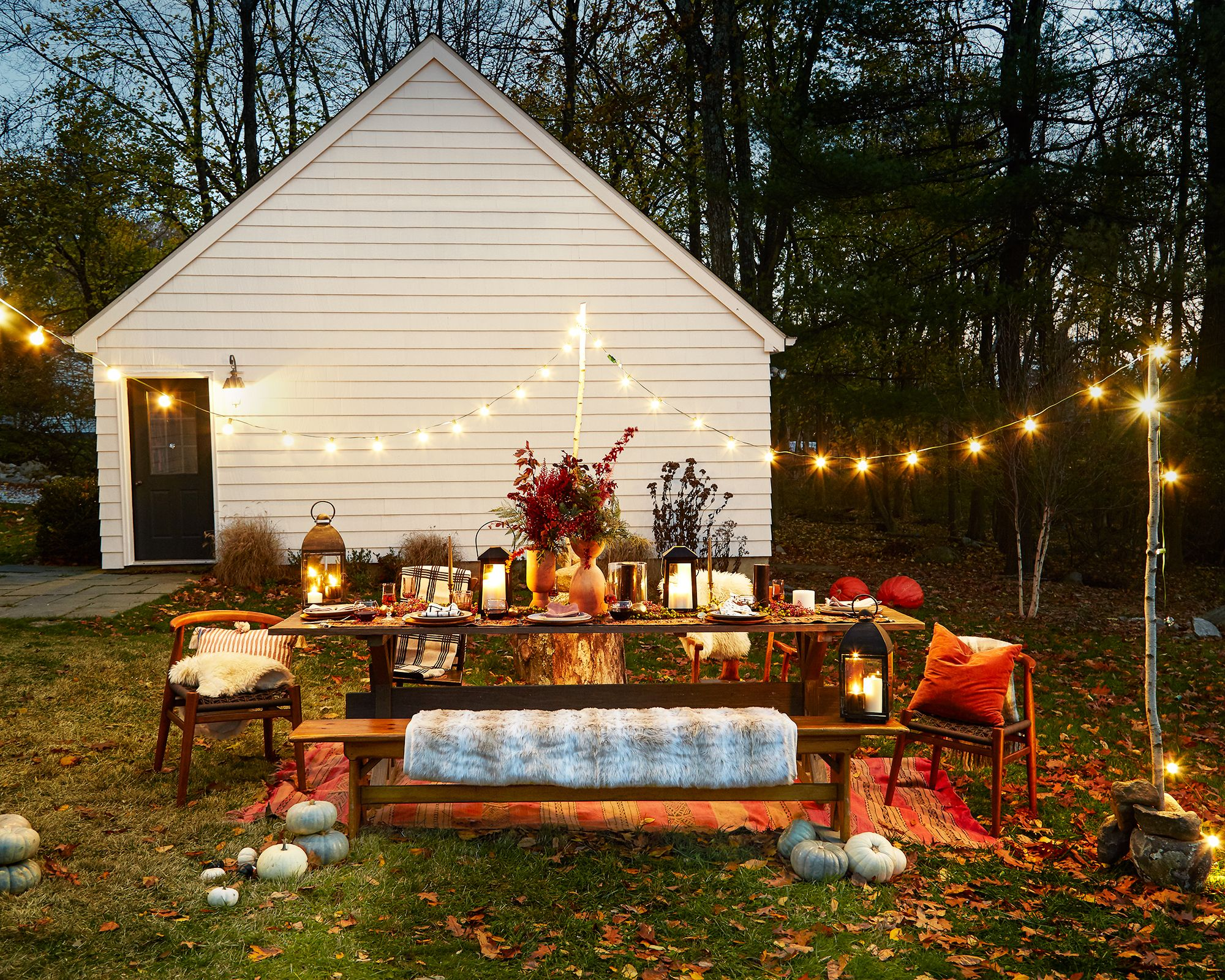 40 fall table decorations ideas for