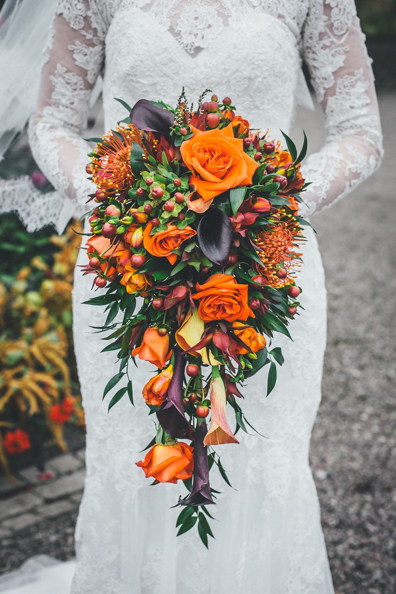 20 Best Fall Wedding Flowers