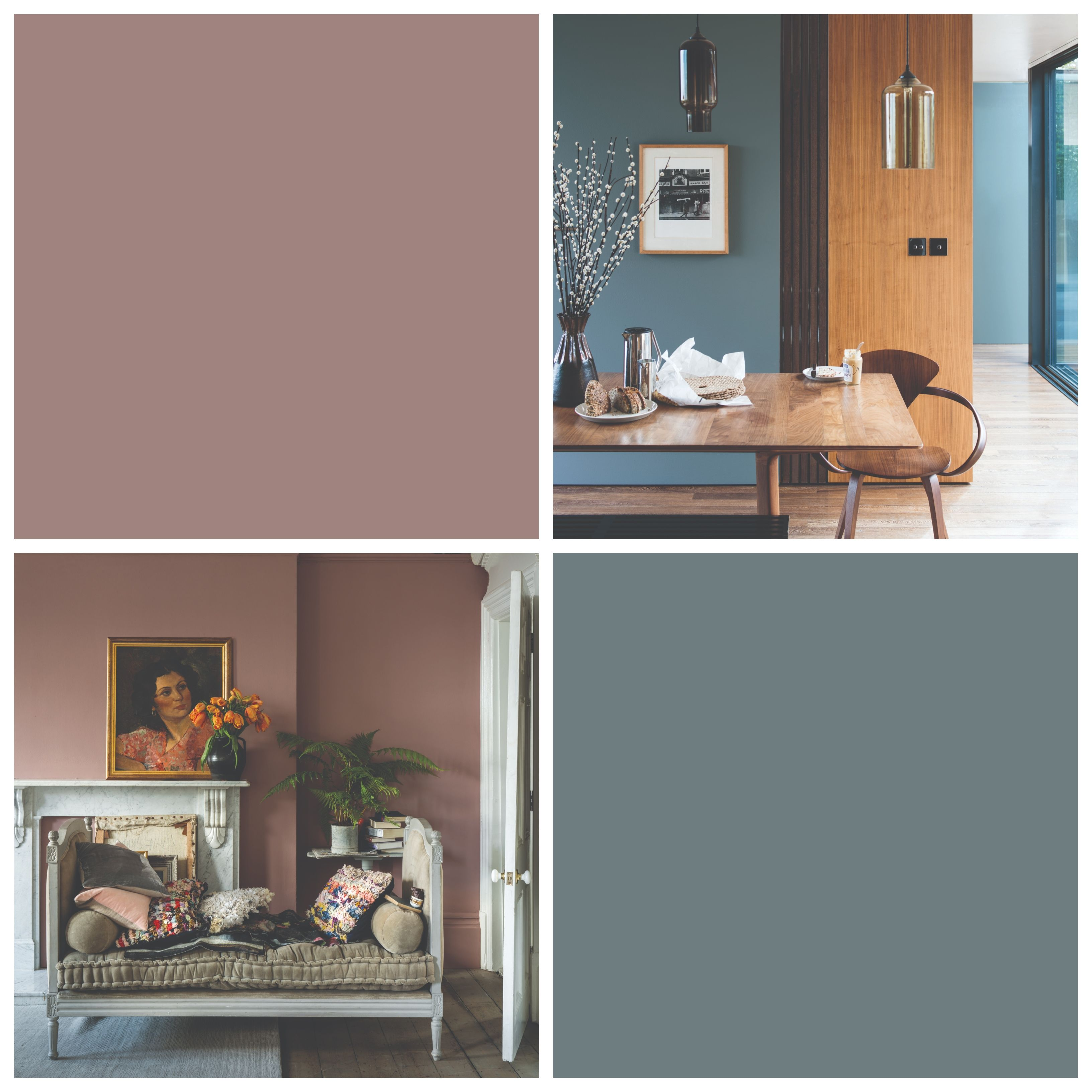 Farrow And Ball Colours 2019 De Nimes And Sulking Room Pink Are F B S Must Have Paints