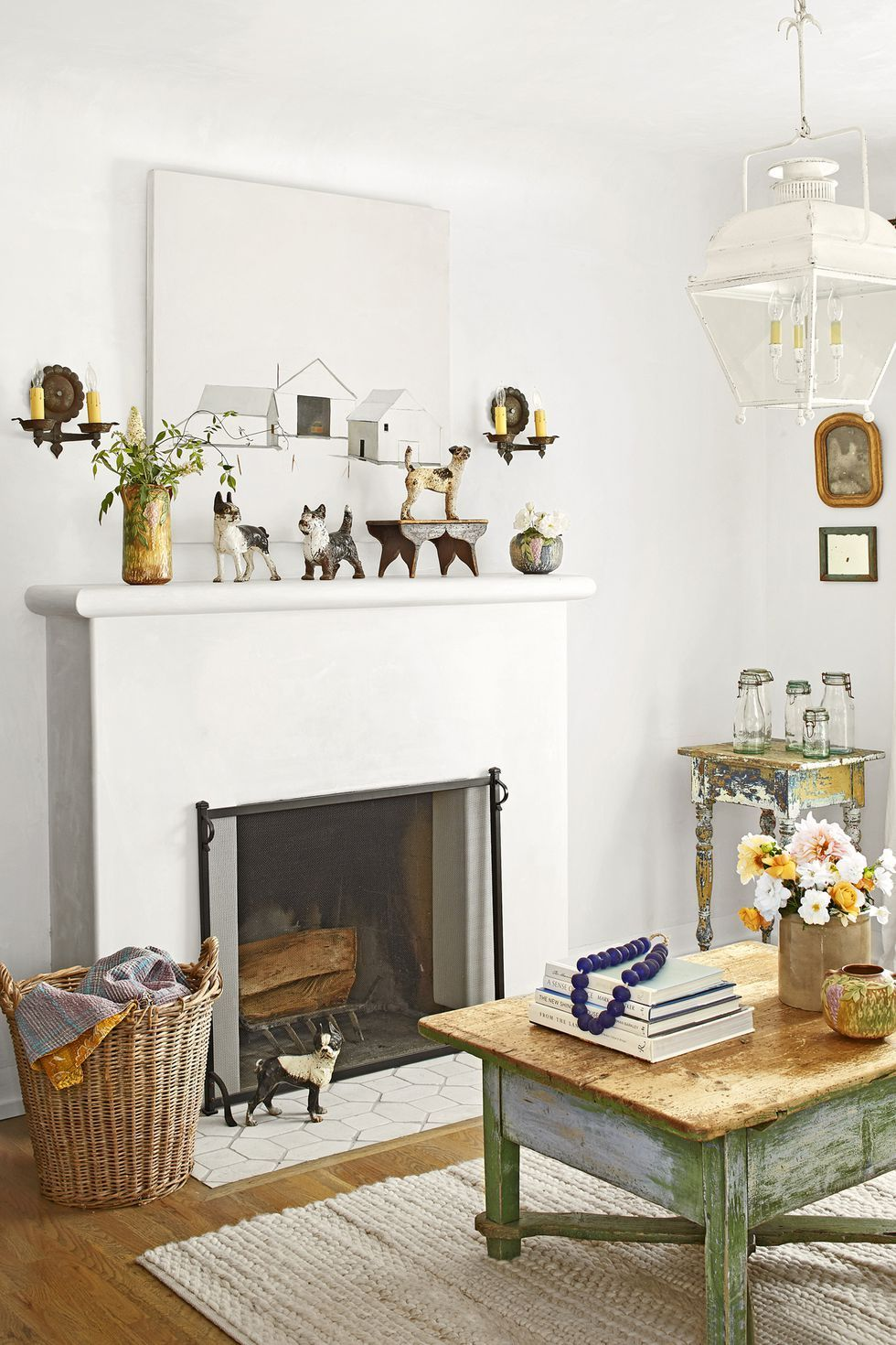 Fireplace Mantel Ideas