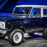 Ford Turned Jay Leno S 1968 Bronco Into An Awesome Restomod With A Gt500 Engine