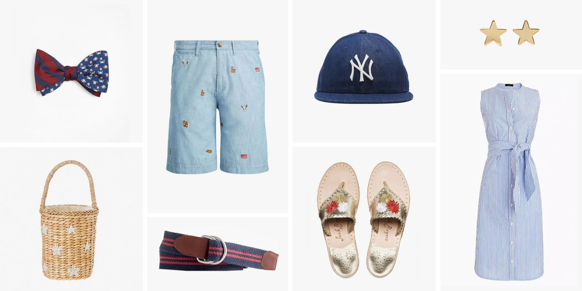 fourth of july outfits 2018