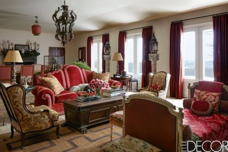 French Country Style Interiors   Rooms with French Country Decor french country style