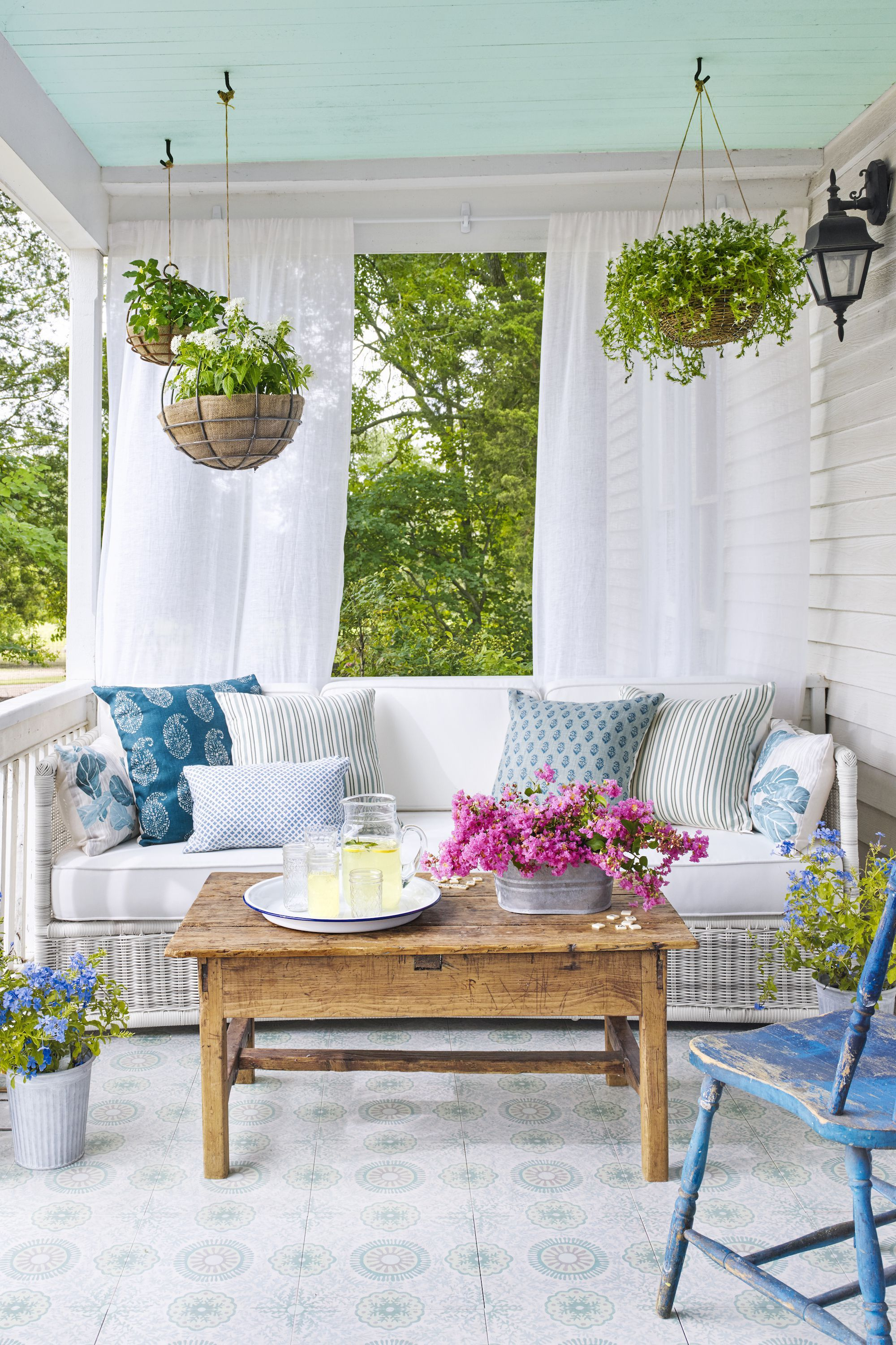 18 front porch ideas designs and