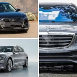 Every Full Size Luxury Car Ranked From Worst To Best