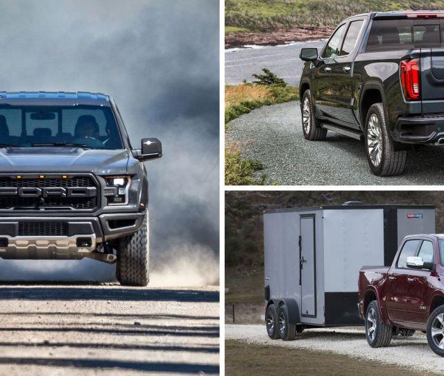 Full Size Pickup Truck Rankings