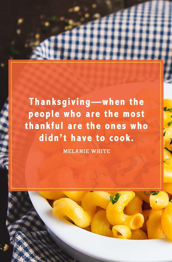 funny thanksgiving quotes melanie white