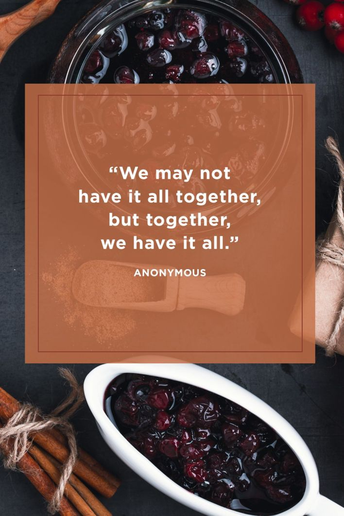 Funny Thanksgiving Quotes We May Not Have it All Together
