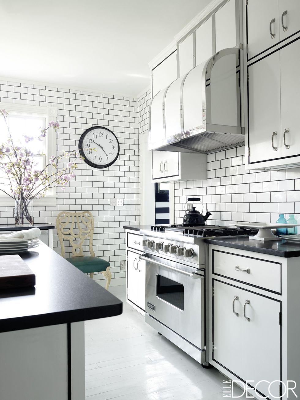 33 subway tile backsplashes stylish