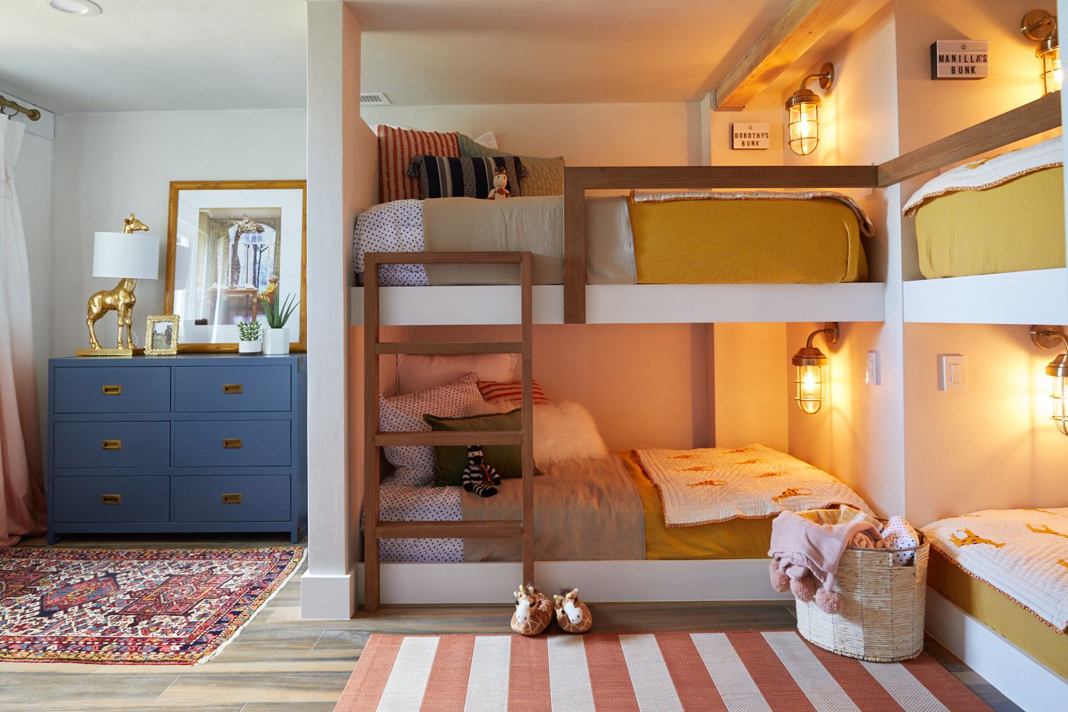 25 Cool Kids' Room Ideas - How to Decorate a Child's Bedroom on Cool Bedroom Ideas For Small Rooms  id=77297