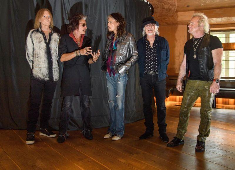 Aerosmith in Munich