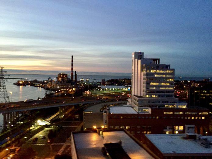Sunrise At Bridgeport, Ct