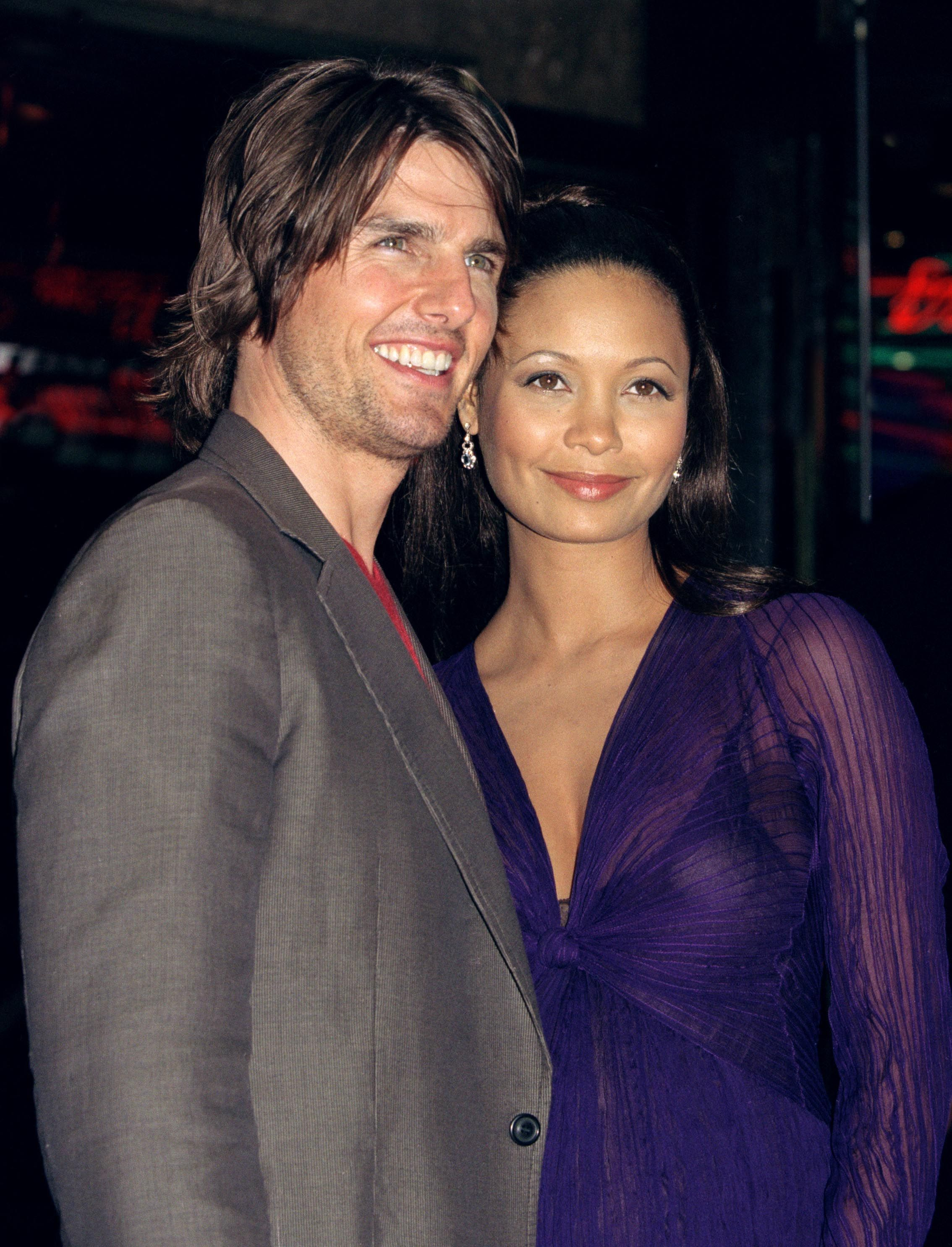 Thandie newton has revealed that she is reverting to the original zimbabwean spelling of her first name, thandiwe. Thandie Newton Recalls The Nightmare Of Working With Tom Cruise
