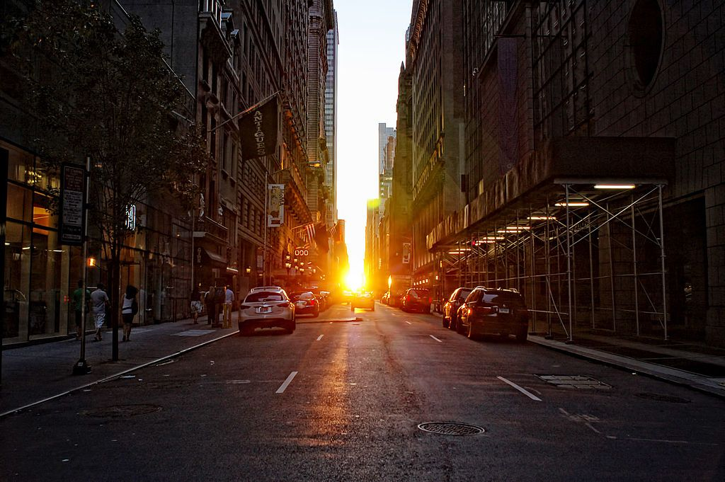Where Can I Watch Manhattanhenge 2019 Everything You Need