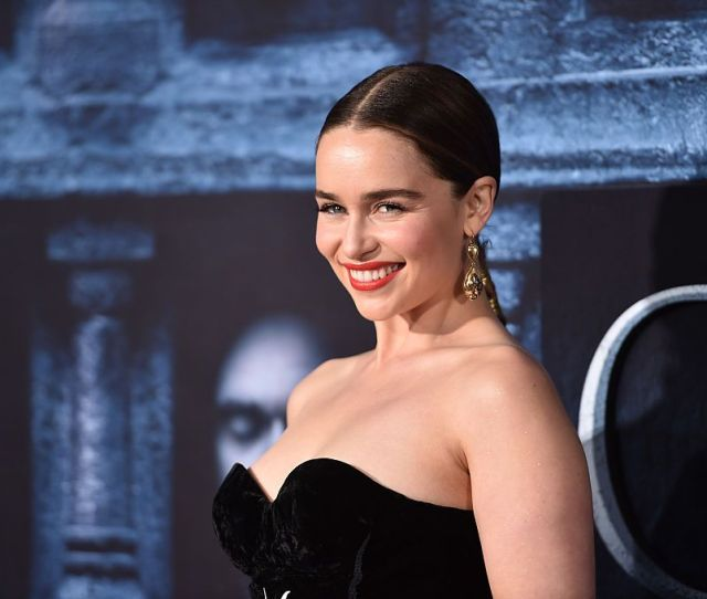 Emilia Clarke Is Sick Of Getting Crap For Her Game Of Thrones Nudity